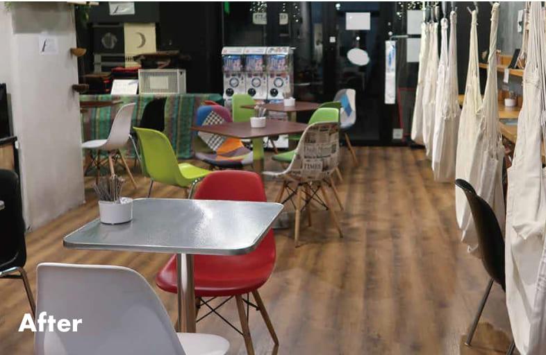 Cafe ASANの画像②